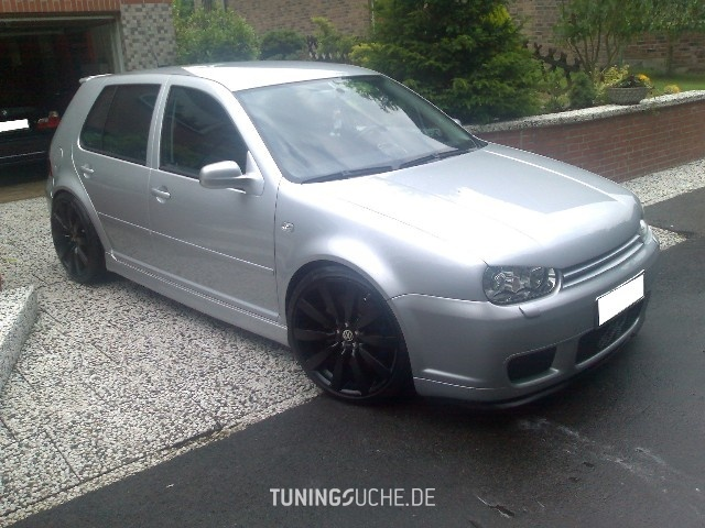 VW GOLF IV (1J1) 3.2 R32 4motion  Bild 85209