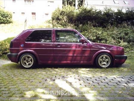 VW GOLF II (19E, 1G1) 07-1991 von nofear2l - Bild 85415
