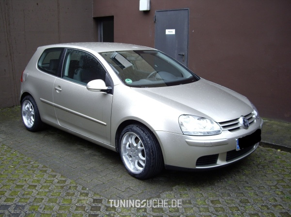 VW GOLF V (1K1) 04-2005 von Hecke - Bild 86446