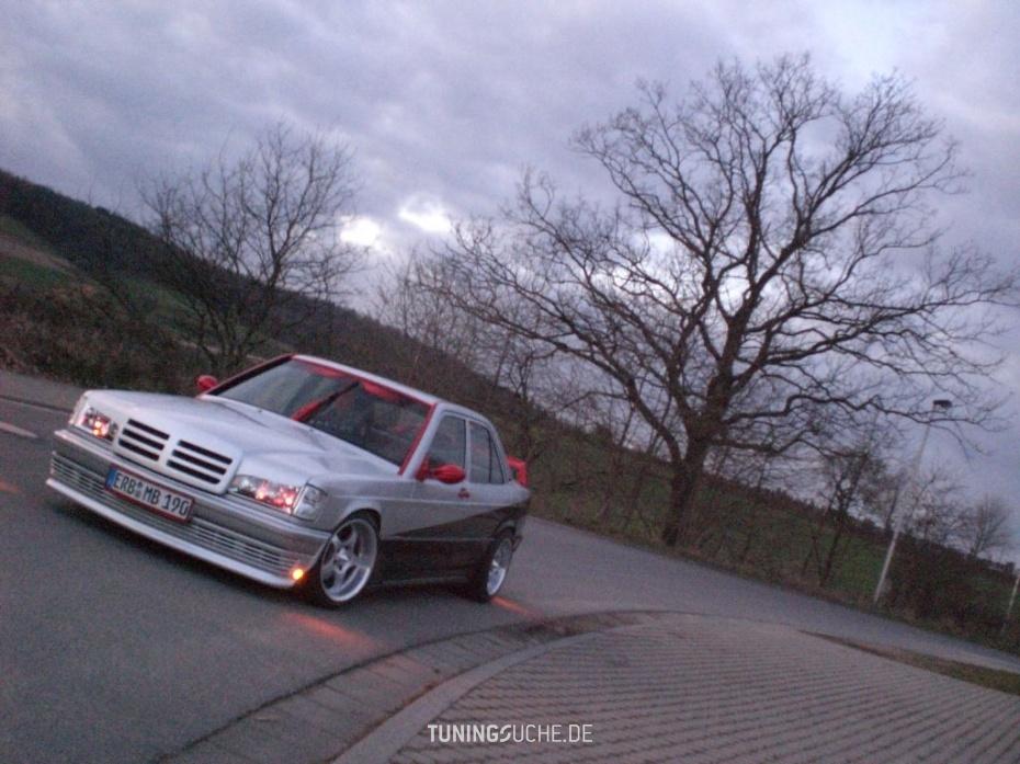 Mercedes Benz 190 (W201) E 2.3-16 2,3 16v Bild 87625