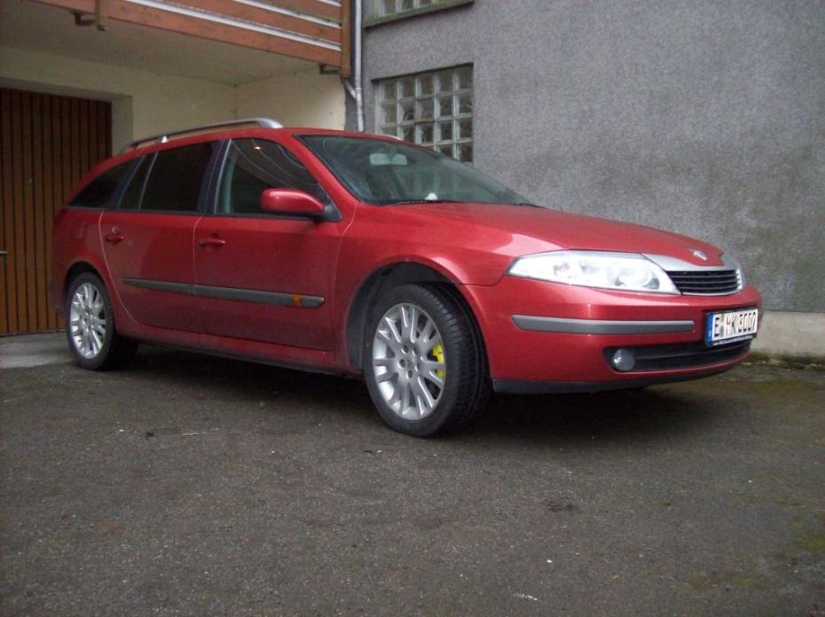 Renault laguna ii grandtour 1 8 16v dynamique bj 2002 for Garage renault rots