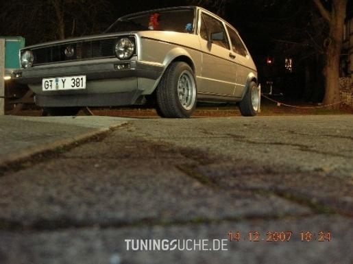 VW GOLF I (17) 1.8 GTI GTi Mein Style LIne Bild 87561