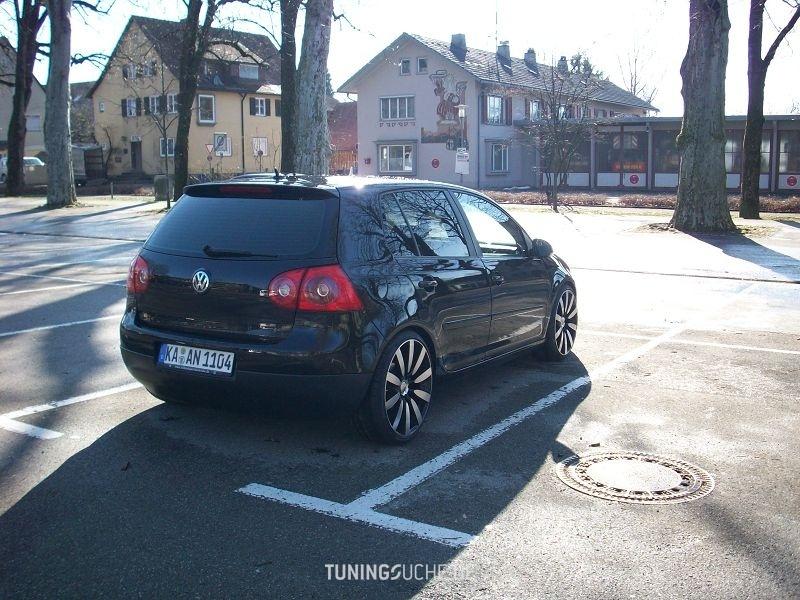 VW GOLF V (1K1) 1.9 TDI Goal Bild 88254