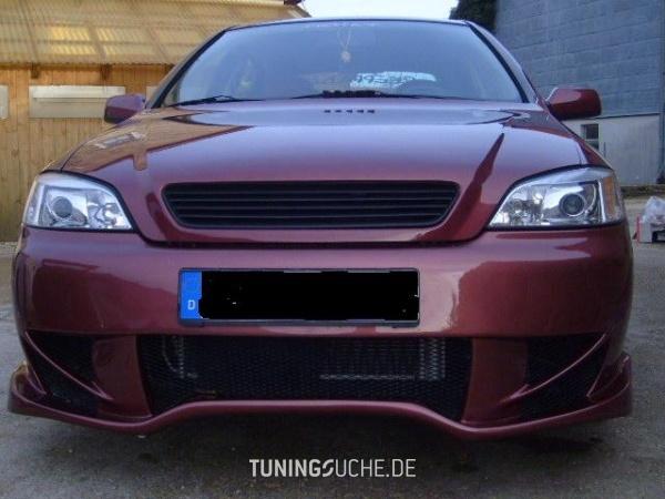 Opel ASTRA G Stufenheck (F69) 09-2001 von Digger - Bild 89768