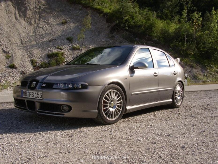 SEAT LEON (1M1) 1.9 TDI Supercopa Bild 98744