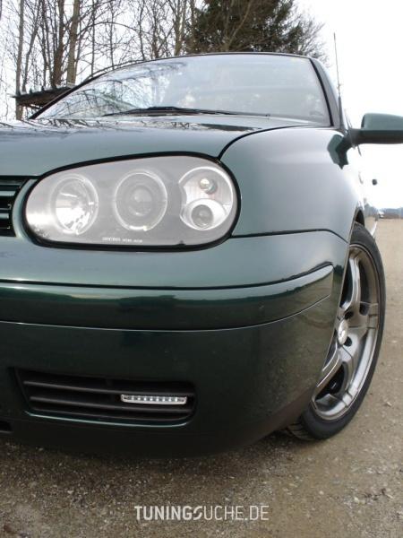 VW GOLF IV Cabriolet (1E7) 01-2000 von fuelCH - Bild 98891