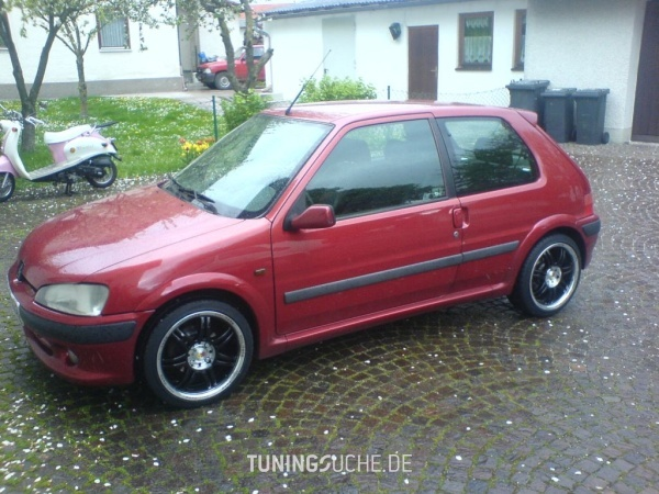 Peugeot 106 II (1) 09-1997 von Bandit - Bild 107508