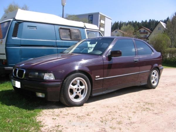 BMW 3 Compact (E36) 11-1998 von Bmw - Bild 111016