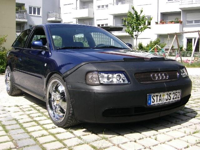 Audi A3 (8L1) 1.8 Ambition Bild 111089