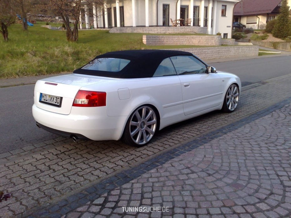 audi a4 cabriolet tuning images. Black Bedroom Furniture Sets. Home Design Ideas