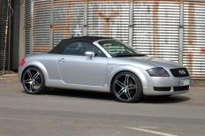Audi TT  alles  Bild 82