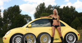 Car Babes da VW, Girls, ...  Bild 118408