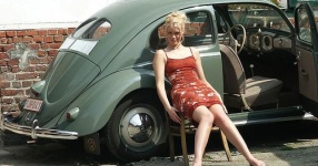 Car Babes da VW, Girls, ...  Bild 118427