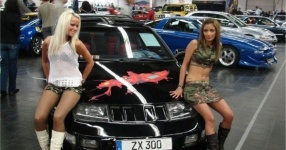 Car Babes da VW, Girls, ...  Bild 118428