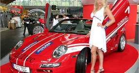 Car Babes da VW, Girls, ...  Bild 118430