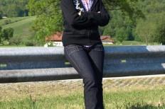 Wörtherseetour 2008 Bayernfraktion  Rund um den Wörthersee bwz auf der Fahrt von uns daheim an den See..  Rich Bitch, Seetour, Schocki, Vaater,l Wörthersee 2008  Bild 121655