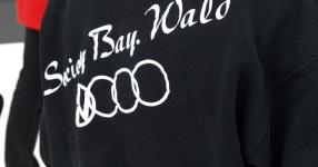 Wörtherseetour 2008 Bayernfraktion  Rund um den Wörthersee bwz auf der Fahrt von uns daheim an den See..  Rich Bitch, Seetour, Schocki, Vaater,l Wörthersee 2008  Bild 122030