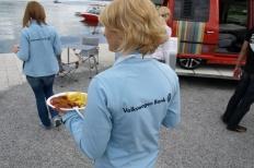 Wörtherseetour 2008 Bayernfraktion  Rund um den Wörthersee bwz auf der Fahrt von uns daheim an den See..  Rich Bitch, Seetour, Schocki, Vaater,l Wörthersee 2008  Bild 122163
