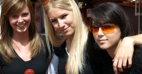 Wörtherseetour 2008 Bayernfraktion  Rund um den Wörthersee bwz auf der Fahrt von uns daheim an den See..  Rich Bitch, Seetour, Schocki, Vaater,l Wörthersee 2008  Bild 122199