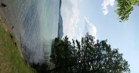 Wörtherseetour 2008 Bayernfraktion  Rund um den Wörthersee bwz auf der Fahrt von uns daheim an den See..  Rich Bitch, Seetour, Schocki, Vaater,l Wörthersee 2008  Bild 122360