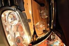 Wörtherseetour 2008 Bayernfraktion  Rund um den Wörthersee bwz auf der Fahrt von uns daheim an den See..  Rich Bitch, Seetour, Schocki, Vaater,l Wörthersee 2008  Bild 122574
