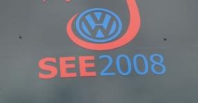 Wörtherseetour 2008 Bayernfraktion  Rund um den Wörthersee bwz auf der Fahrt von uns daheim an den See..  Rich Bitch, Seetour, Schocki, Vaater,l Wörthersee 2008  Bild 122771