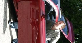 Wörtherseetour 2008 Bayernfraktion  Rund um den Wörthersee bwz auf der Fahrt von uns daheim an den See..  Rich Bitch, Seetour, Schocki, Vaater,l Wörthersee 2008  Bild 122843