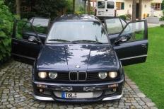 BMW E30-320i  BMW E30  Bild 12346