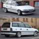 Opel ASTRA F Caravan (51, 52)