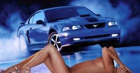 Car-Girls hir und da Frauen, autos,   Bild 157000