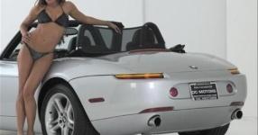 Car-Girls hir und da Frauen, autos,   Bild 157006