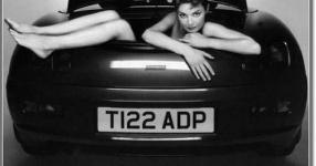 Car-Girls hir und da Frauen, autos,   Bild 157040