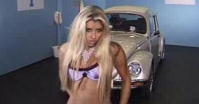 Car-Girls hir und da Frauen, autos,   Bild 157055
