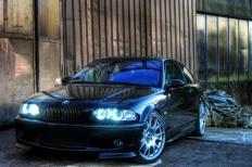BMW E46 330Ci, M-Tech II, BBS 19    Bild 15388