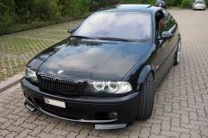 BMW E46 330Ci, M-Tech II, BBS 19    Bild 15394