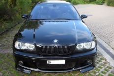 BMW E46 330Ci, M-Tech II, BBS 19    Bild 15395