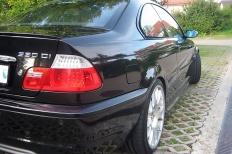 BMW E46 330Ci, M-Tech II, BBS 19    Bild 15396