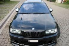 BMW E46 330Ci, M-Tech II, BBS 19    Bild 15397