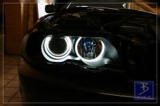 BMW E46 330Ci, M-Tech II, BBS 19    Bild 15403