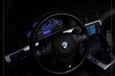 BMW E46 330Ci, M-Tech II, BBS 19    Bild 15414
