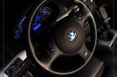 BMW E46 330Ci, M-Tech II, BBS 19    Bild 15415
