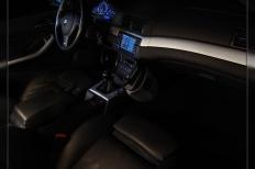 BMW E46 330Ci, M-Tech II, BBS 19    Bild 15417