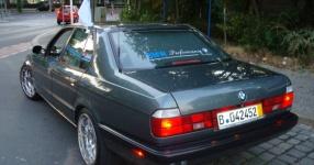 BMW E32 750i V12 5.0 320PS  BMW E32 750i V12 5000ccm 320 PS  Bild 162130