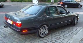 BMW E32 750i V12 5.0 320PS  BMW E32 750i V12 5000ccm 320 PS  Bild 162131