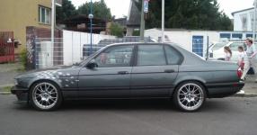 BMW E32 750i V12 5.0 320PS  BMW E32 750i V12 5000ccm 320 PS  Bild 162138