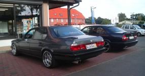 BMW E32 750i V12 5.0 320PS  BMW E32 750i V12 5000ccm 320 PS  Bild 162143