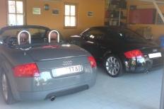 Mein Audi TT Roadster  Audi TT Roadster  Bild 184460