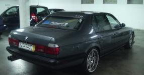 BMW E32 750i V12 5.0 320PS  BMW E32 750i V12 5000ccm 320 PS  Bild 190696