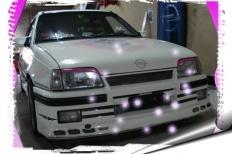 Opel Kadett GSi    Bild 345726