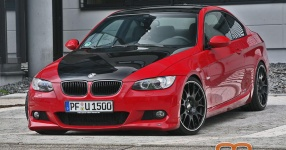 BMW 3 Coupe (E92) 05-2008 von E92RED  Coupe, BMW, 3 Coupe (E92)  Bild 350784